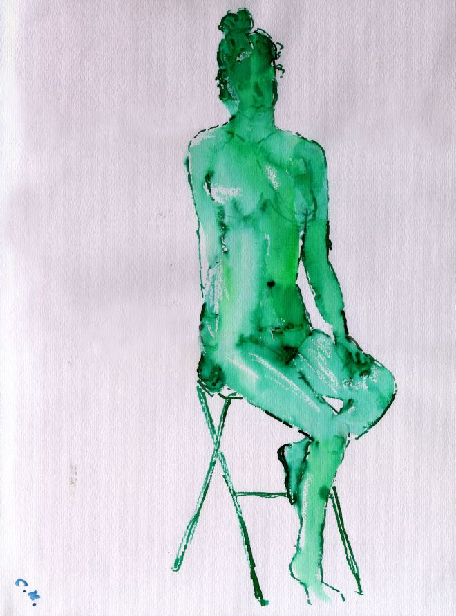 Greenlady