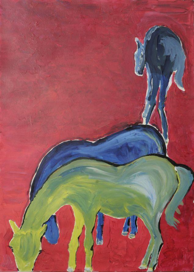 PferdeaufderWeide