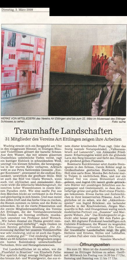 PresseBNNArtEttlingenMaerz2009