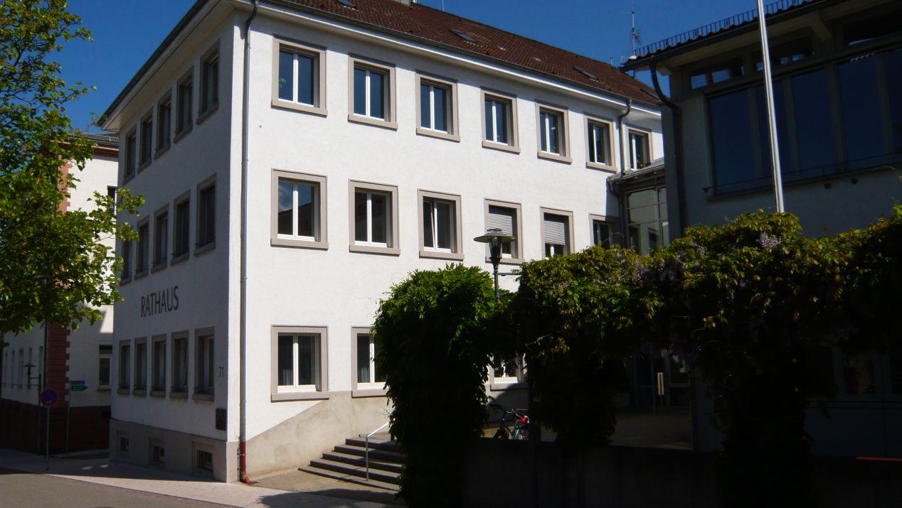 Rathaus Malsch